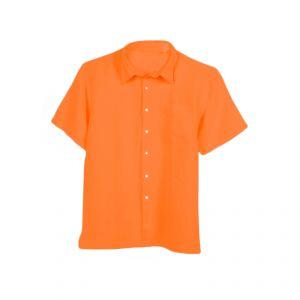 HV11SH310 Short sleeve Shirt Man HEMP VALLEY ®