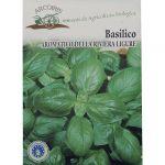 Basilico della Riviera Ligure - Semi bio 5g