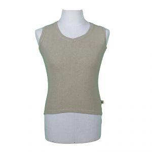 BT09LST489 V-neck sleeveless T-shirt Woman BRAINTREE ®