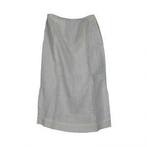 HV07SK010 Embroidered Short Skirt HEMP VALLEY ®