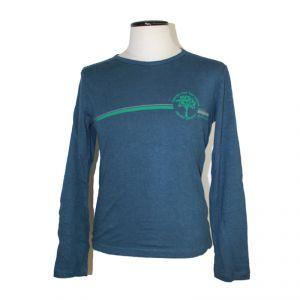 HV07TS990 Long sleeve Jersey T-shirt Man HEMP VALLEY ®