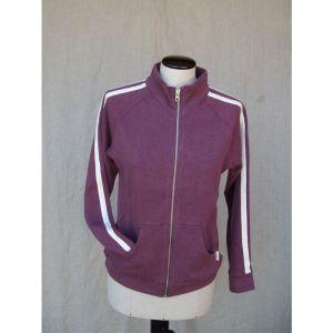 HV07JP105 Zipped Sweatshirt Woman HEMP VALLEY ®
