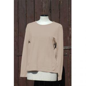 HV07TS004 Long sleeve T-shirt Woman HEMP VALLEY ®
