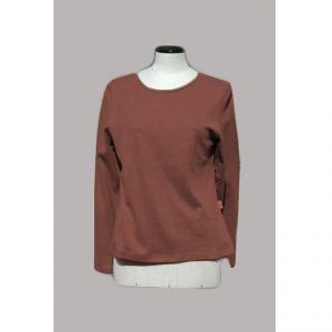 HV07TS004B Long sleeve T-shirt Woman HEMP VALLEY ®
