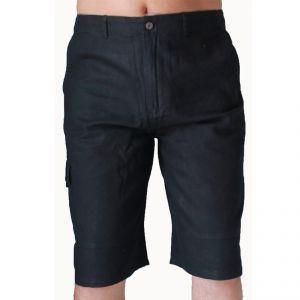 HV04PT744 Bermuda con tasca laterale Uomo HEMP VALLEY ®