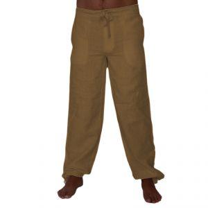 HV04PT310 Yoga Trousers Man HEMP VALLEY ®
