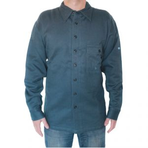 HV04SH070 Camicia imbottita Uomo HEMP VALLEY ®