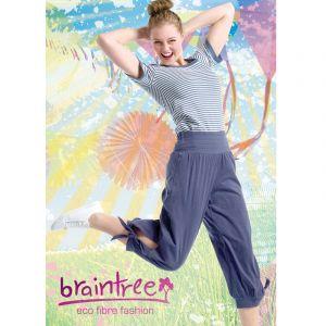 BT10WST1005 Short sleeve striped T-shirt Woman BRAINTREE ®