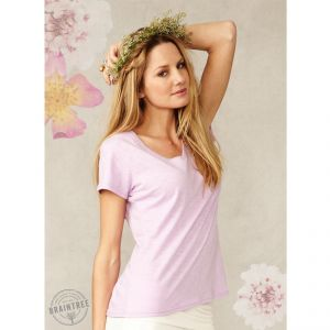 """BT14WST1934 """"Chanda Tee"""" Short sleeve T-shirt Woman BRAINTREE ®"""