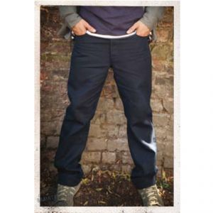 BT10S11 Jeans Canvas Uomo BRAINTREE ®