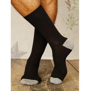 """BT14MS92 """"Solid Jack"""" Socks Man BRAINTREE ®"""