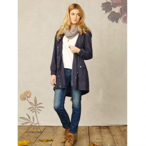 "BT14WWJ2009 Parka ""Fieldfare"" Woman BRAINTREE ®"