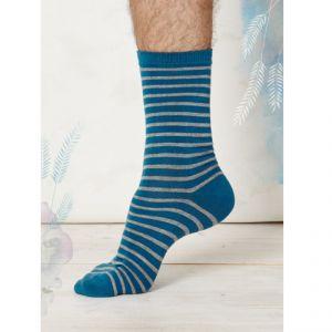 "BT15MS113 ""Upwood"" stripey Socks Man BRAINTREE ®"