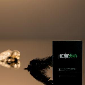 Profilattici HEMPSEX ®