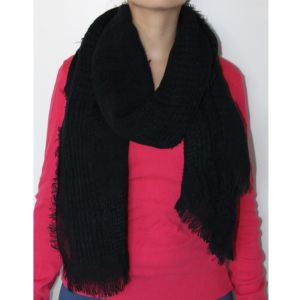 Scarf #3 100% Wool Unisex HANDMADE