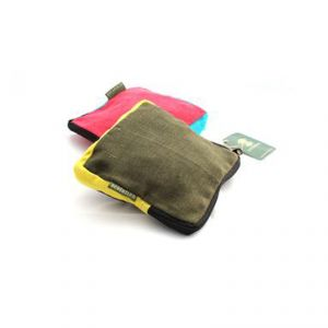 Eco mini bits pouch 100% hemp ECOLUTION