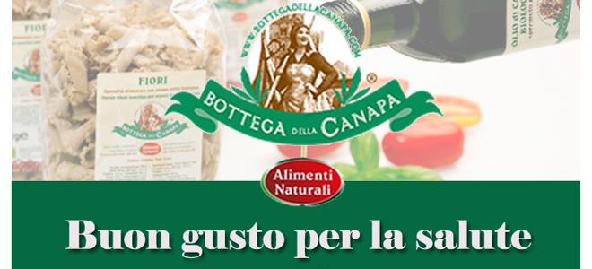 Bottega della Canapa Natural Food