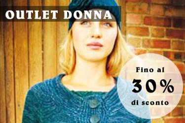 Abbigliamento in canapa Outlet Donna