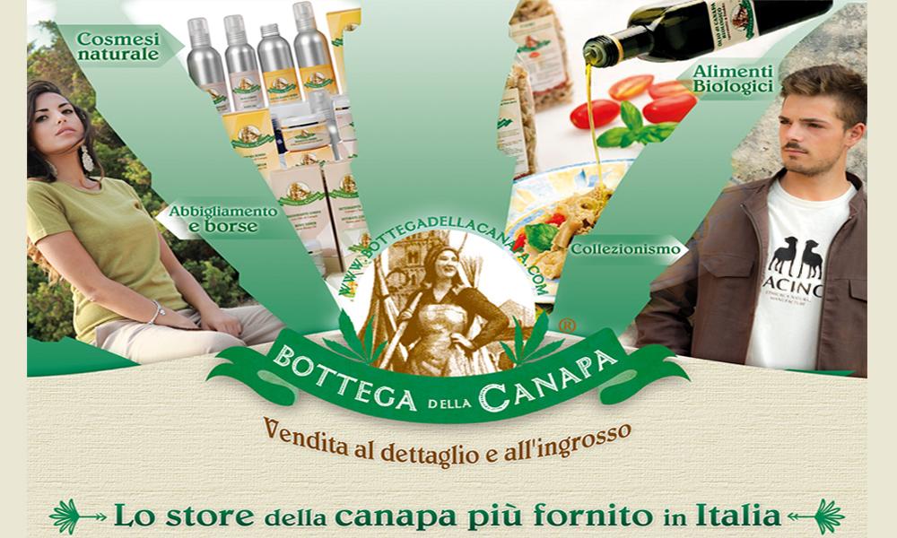 Alimenti Naturali Bottega della Canapa