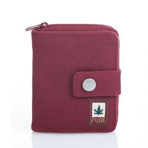 HF059 Portafoglio con zip PURE ®