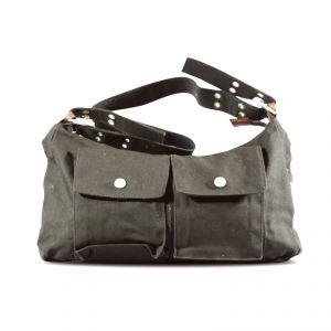 HF078 Handbag 2 Frontpockets PURE ®