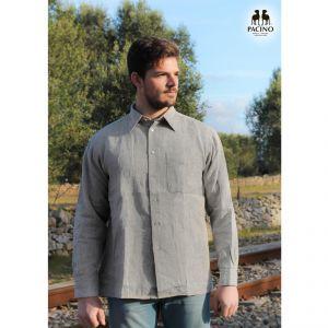 PSH019 Camicia a manica lunga Uomo PACINO ®