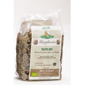 Margherite - Durum Weath Semolina and Hemp Organic Pasta 350g