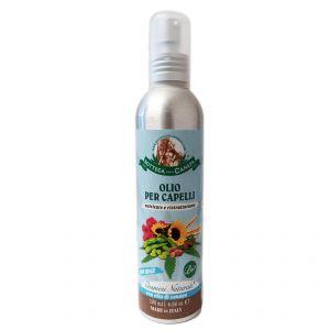 Hair Oil BIO - nourishing and restorative