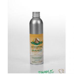 Olio da Bagno Bimbo  con Olio di Canapa - Corpo e Capelli
