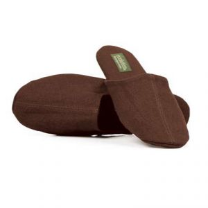 Slippers Woman 100% hemp ECOLUTION