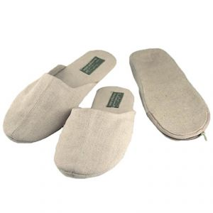Slippers Woman 100% hemp ECOLUTION