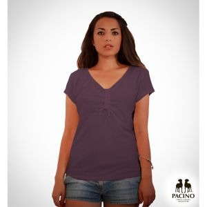 OUPFS007 T-shirt a manica corta in jersey Donna OUTLET PACINO ®