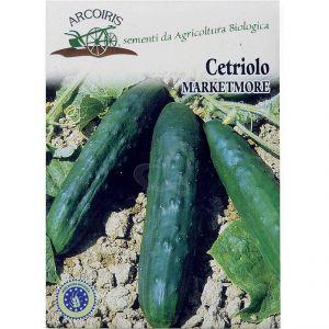 Cetriolo Marketmore - Semi bio 5g