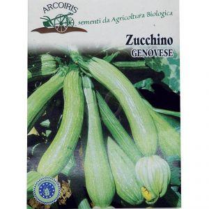 Zucchino Genovese - Semi bio 7g