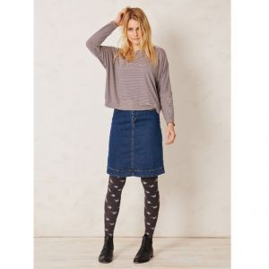 "BT16WWB2488 Skirt ""Queenie Classic"" Woman BRAINTREE ®"