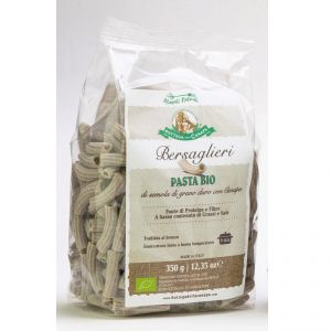 Bersaglieri - Durum Weath Semolina and Hemp Organic Pasta 350g