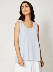 "BT16WST2611 Top ""Magdalena Stripey"" Donna BRAINTREE ®"