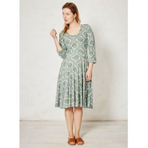 "BT16WSD2498 ""Sorrel Tea"" Dress Woman BRAINTREE ®"
