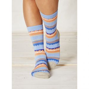 "BT16LS156 ""Surfer"" Socks Woman BRAINTREE ®"
