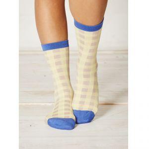 "BT16LS154 ""Peggy-Sue"" Socks Woman BRAINTREE ®"