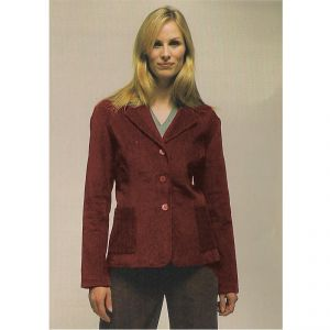 M204100 Velvet Jacket Woman MADNESS ®