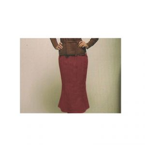 M201100 Velvet Long Skirt Woman MADNESS ®
