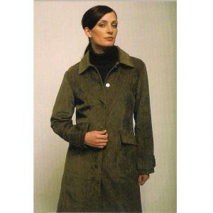 M204200 Giaccone di velluto Donna MADNESS ®