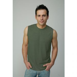 M539017 Sleeveless necklace T-shirt Man MADNESS ®
