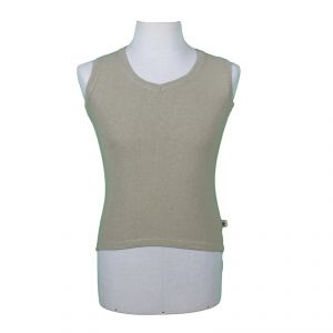 BT09LST489 V-neck sleeveless T-shirt Woman BRAINTREE ®
