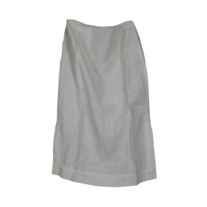 HV07SK010 Embroidered Short Skirt HEMP VALLEY ®