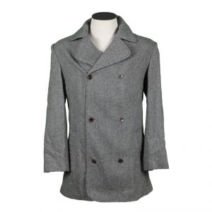 M404030 Tweed Double-Breasted Coat MADNESS ®