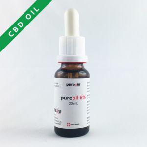 PureOIL  6% 20 ml - 1200mg CBD