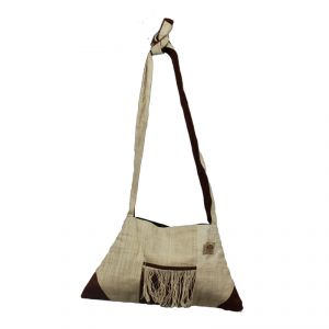 Shoulder Bag/Shopper 100% Hemp HANDMADE