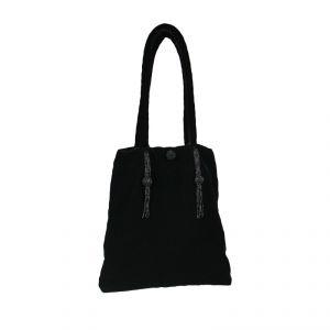 Small Velvet Handbag  HANDMADE